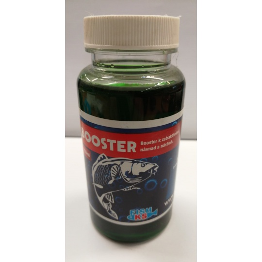KS fish booster 150ml crazy squid