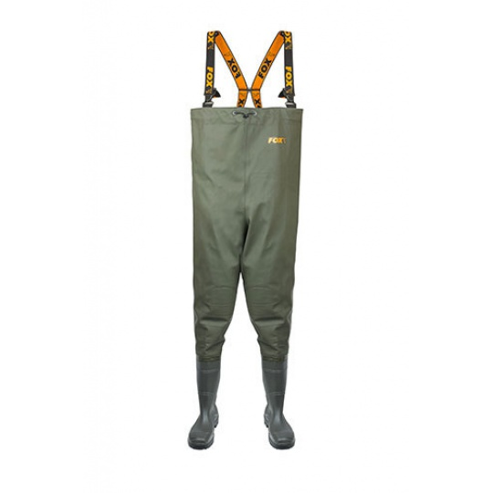 Fox Chest Waders Size 8 - Prsačky vel. 8/42