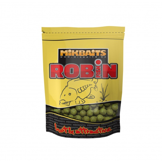 Mikbaits Robin Fish Boilie 400g 16mm Monster Halibut