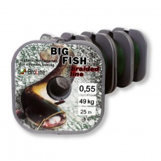 big fish ultra 0,75mm 20m navazcová sumec