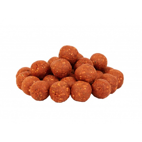 Boilies No Respect sweet gold 1kg 15mm (jahoda)