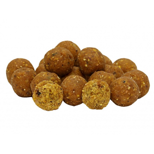 Boilies No Respect sweet gold 1kg 20mm (banán)