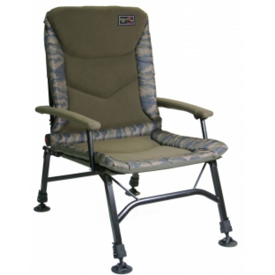 Zfish Křelo Hurricane Camo Chair