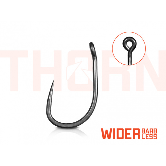 Delphin THORN Wider BarbLESS 11x