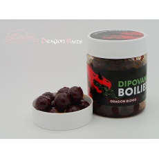 Dragon Baits Dipované Boilie 20mm Dragon blood