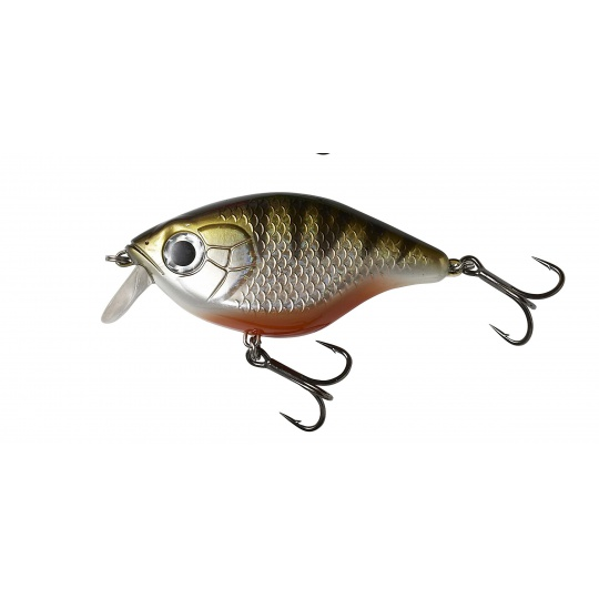 MADCAT Wobler Tight-s Shalolow 65g Perch