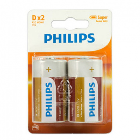 Philips R14/2 Baterie