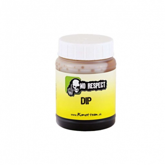 No Respect  sweet gold dip 125ml - Banán