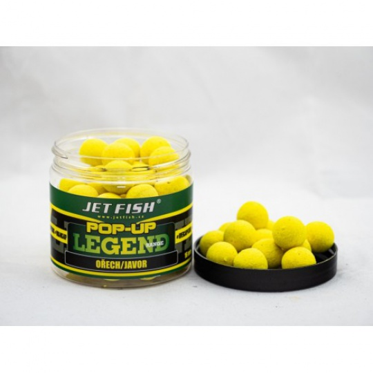 Jet Fish POP-UP Legend Range 60g 16mm - CHILLI