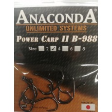 Anaconda háček Power Carp II B-988