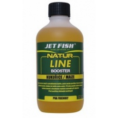 Jet Fish Natur Line Booster 250ml - KUKUŘICE