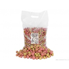 Start Feeding boilies - 10 kg/16-20 mm/Ovocný mix
