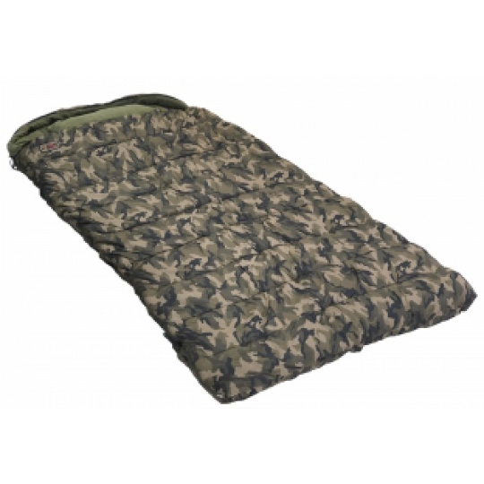 Zfish Spací pytel Hoogan Camo sleeping bag 5 season