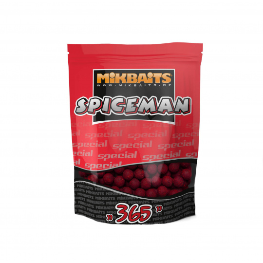 Mikbaits Spiceman WS Boilie 400g 24mm - WS2
