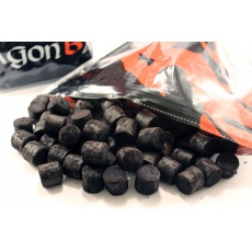 Dragon Baits Pelety 20mm 1kg - Black Pearl