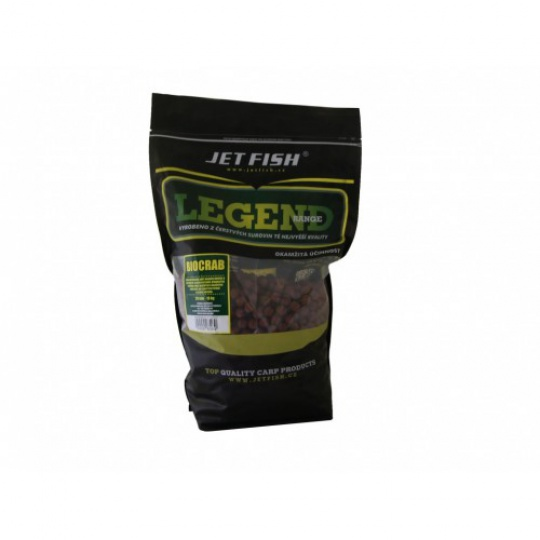 Jet Fish Legend Range Boilie 10kg 24mm - CHILLI TUNA CHILLI