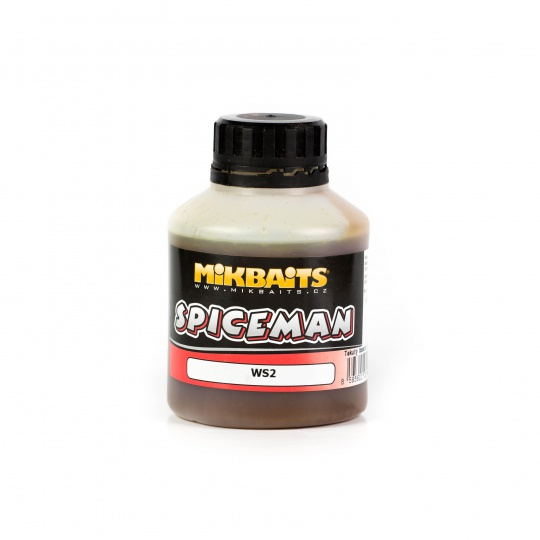 Mikbaits Spiceman Booster WS2 250ml
