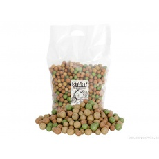 Start Feeding boilies - 10 kg/16-20 mm/Masový mix