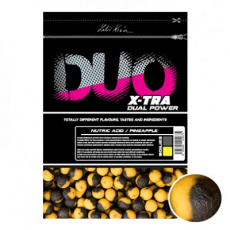 LK Baits DUO X-Tra Boilies Nutric Acid/Pineapple 20 mm, 1kg